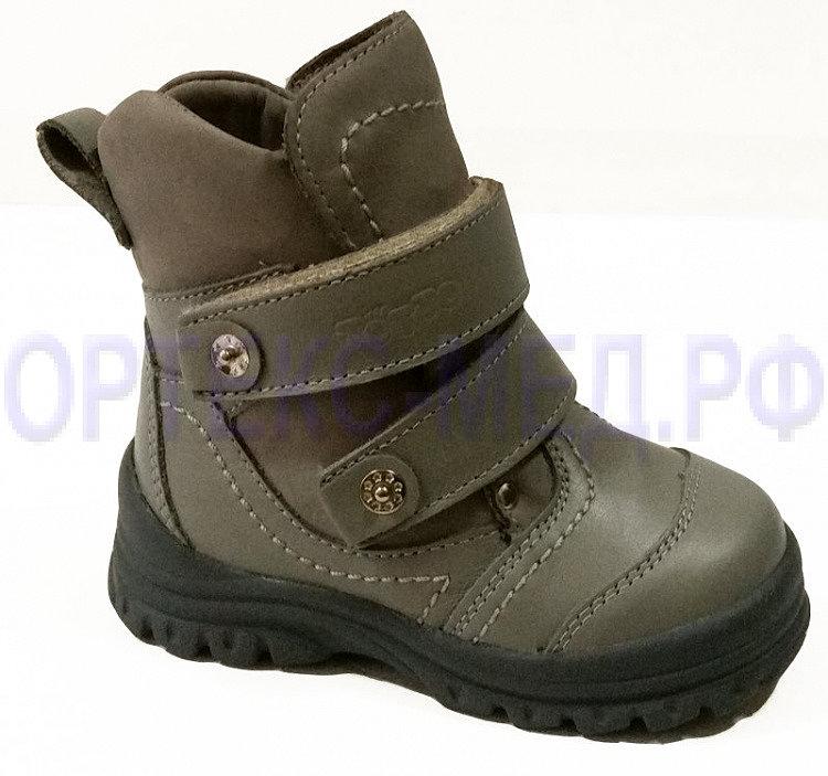 Детские ботинки зимние ТОТТО 245-МП-01-111