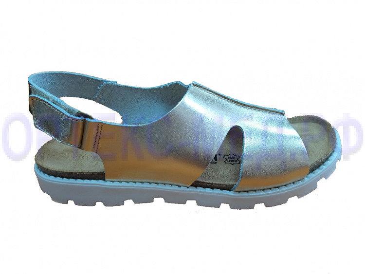 Женские ортопедические сандалии ORTMANN Lund
