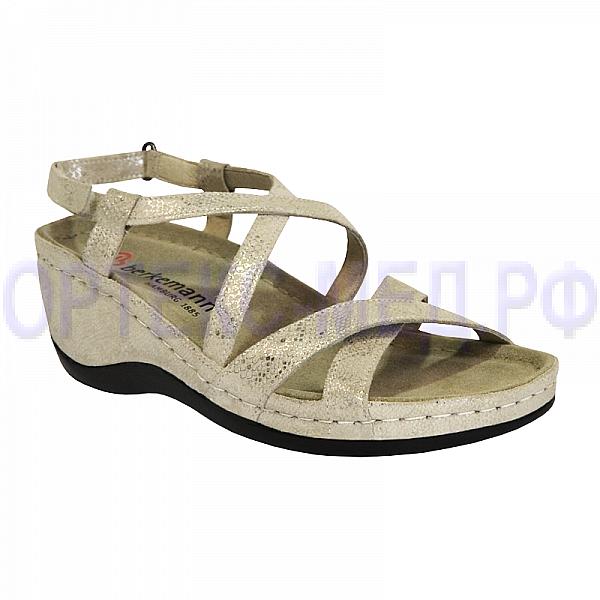 женская летняя обувь: сандалии Berkemann Coletta 01751