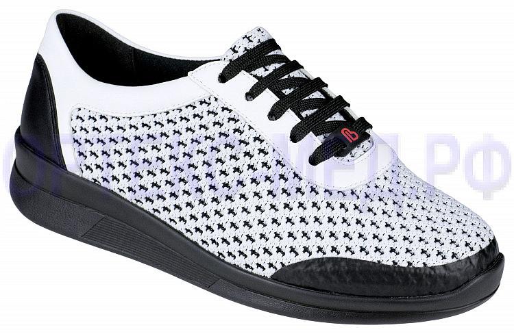 кроссовки для женщин черно белые