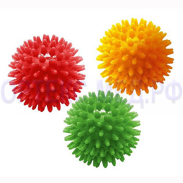 Комплект массажных мячей