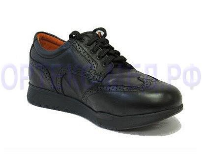 Мужские ортопедические ботинки