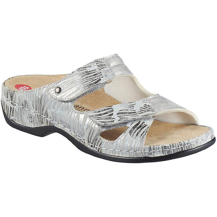 Обувь ортопедическая готовая JANNA арт. 01027 дымчатый/серебристо-серый