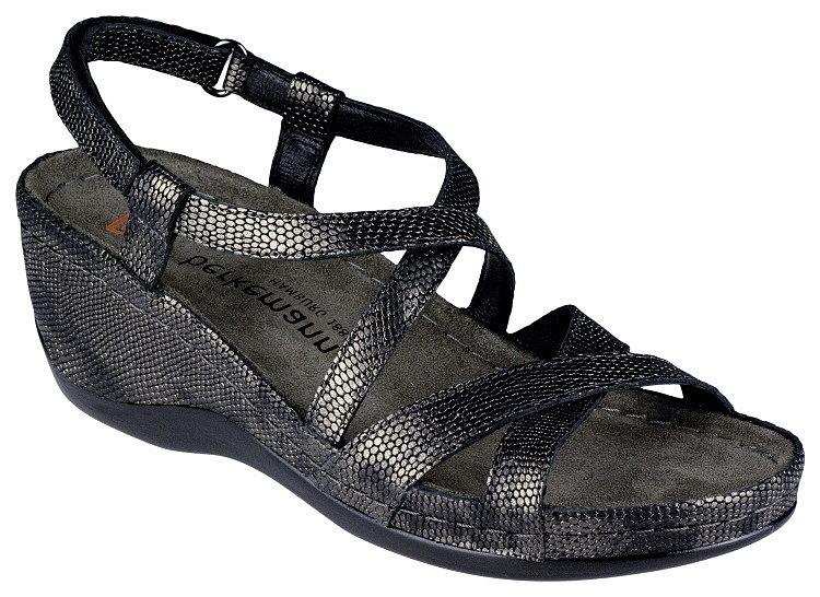 Обувь ортопедическая готовая Coletta арт. 01751 темный металл