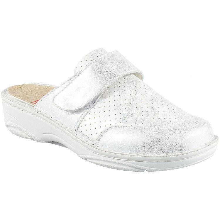Обувь ортопедическая готовая Stella арт. 03110 жемчужно-серебряный