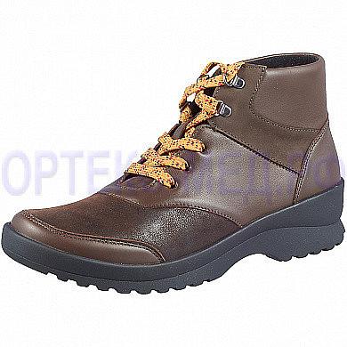 Женские ортопедические ботинки Berkemann Velina 05411 коричневый