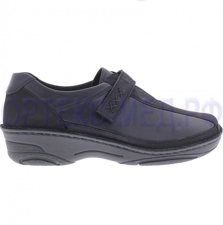 Женские полуботинки Berkemann Adele 03492-987 - ортопедическая обувь осень женская