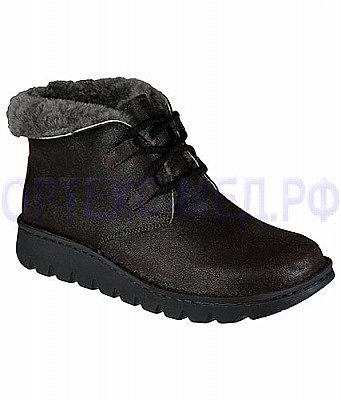 Зимние женские ботинки из новой коллекции 2020-2021