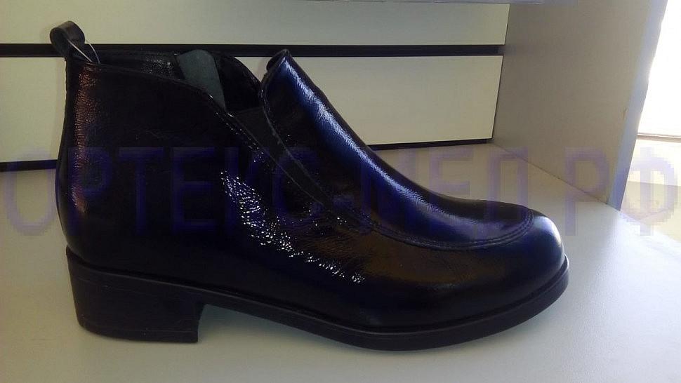 RICOSS Ботинки женские 8522507/К черные
