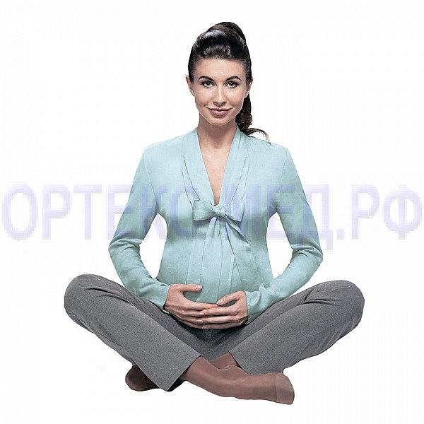 Компрессионные колготки для беременных (1 класс) VENOTEKS TREND 1C405