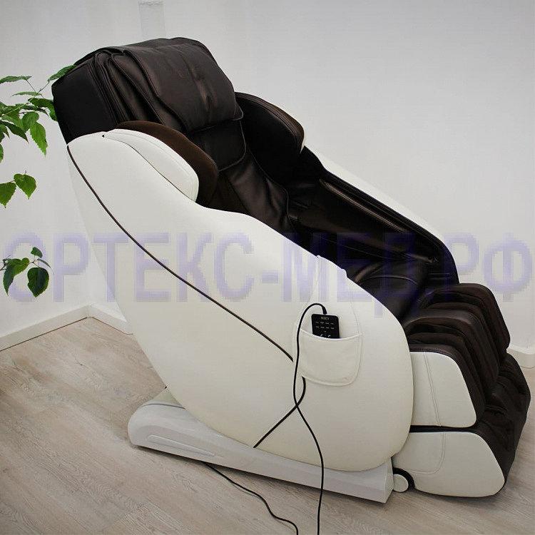 Массажное кресло Imperial (бежево-коричневое)