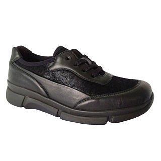 Обувь ортопедическая готовая Viviana арт. 04206 полуночный черный
