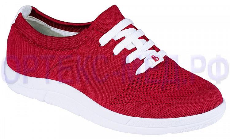 Женские ортопедические кроссовки Berkemann ALLEGRA 05450 красный