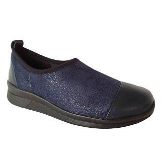 Обувь ортопедическая готовая Birgit арт.05112 (3,5) р.36 1/3 синий/черный