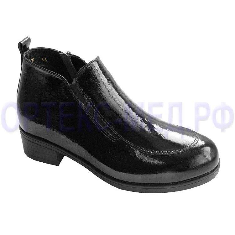 Классические женские ботинки