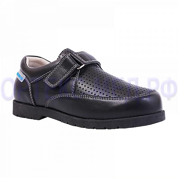Школьная обувь для мальчиков ORTMANN Kids Berk 7.40.2