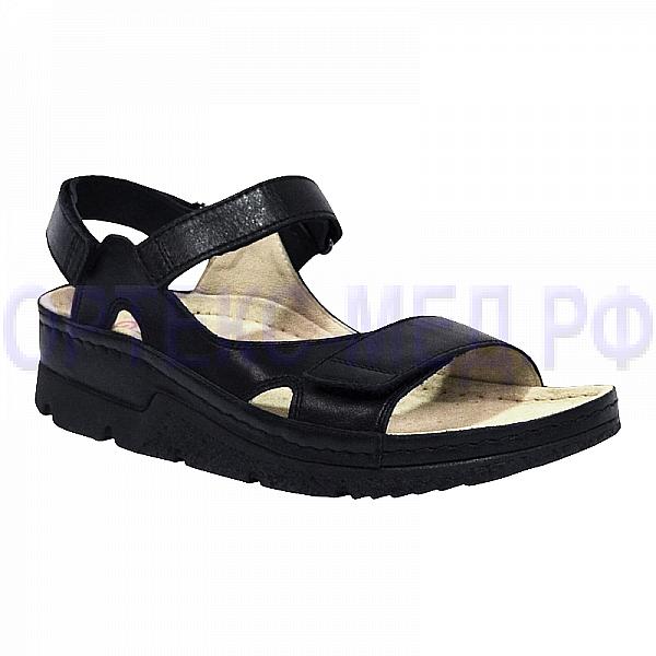 сандалии Berkemann Lena 01009 черные