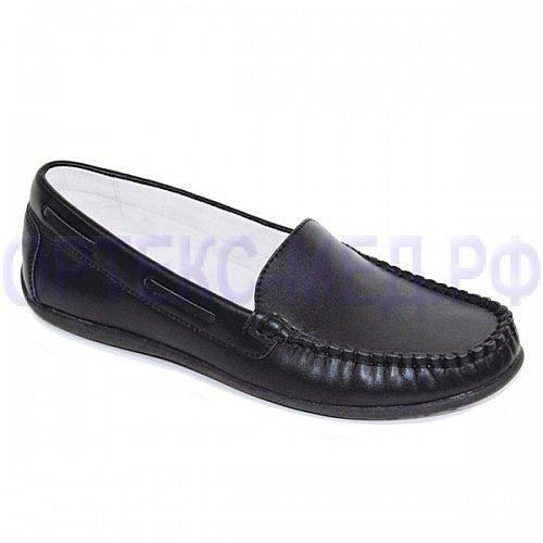 Детские школьные туфли ортопедические Orthoboom 47597-10