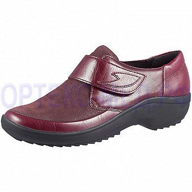 Женские ортопедические ботинки Berkemann Talia 05234 бордовый