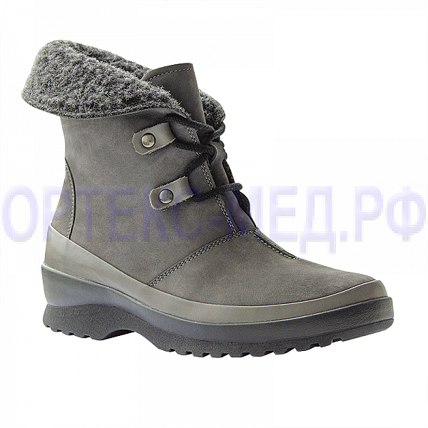 Женские ботинки ортопедические Berkemann Menja 05236 - зимняя обувь женская