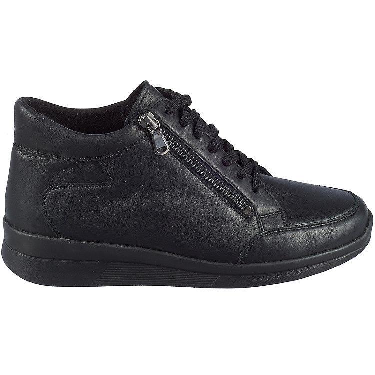 Обувь ортопедическая готовая Romi арт.05314 (3,5) матовый черный
