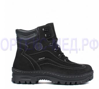 Женские ботинки BURGERSCHUHE 52211 черные