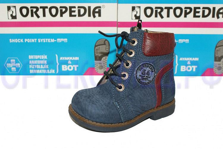 Детские сапожки ORTOPEDIA 938-к-MV8