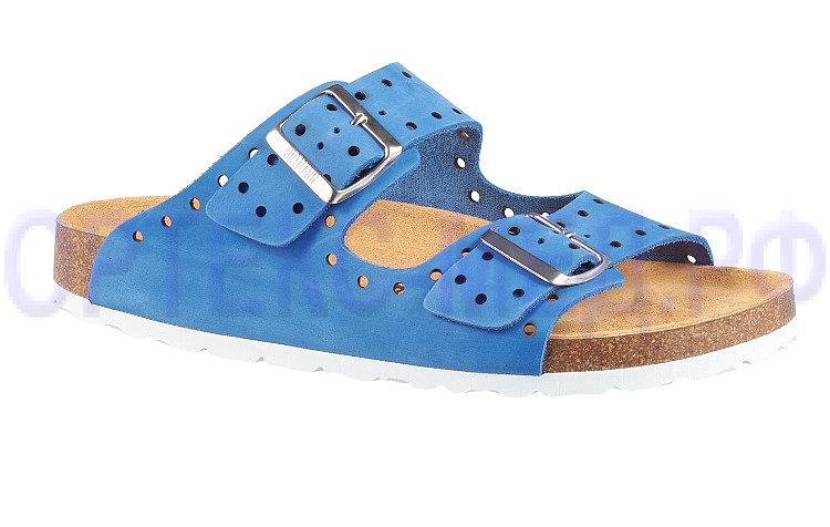 Женские ортопедические сандалии ORTMANN Vegas ярко-синий