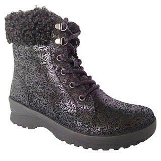 Обувь ортопедическая готовая DOUNIA арт.03612 черный/черный