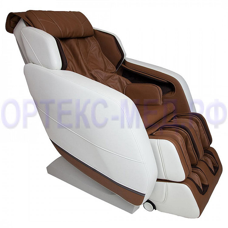 Массажное кресло Integro (бежево-коричневое)