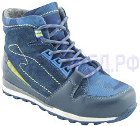 Детские ортопедические ботинки Orthoboom 87054-01