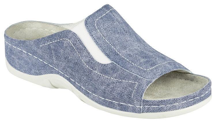 Обувь ортопедическая готовая Isabella арт.01105 вареная джинса (3,5) р.36 (1/3)