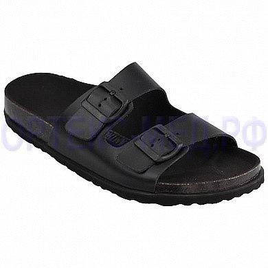 Мужские ортопедические сандалии ORTMANN Vegas арт. 7.02.2 черный