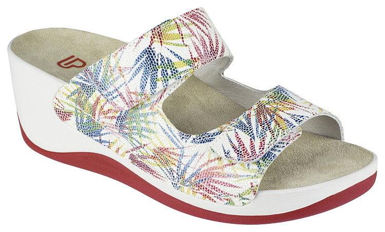 Обувь ортопедическая готовая ADINA арт. 01221 цветная ветвь